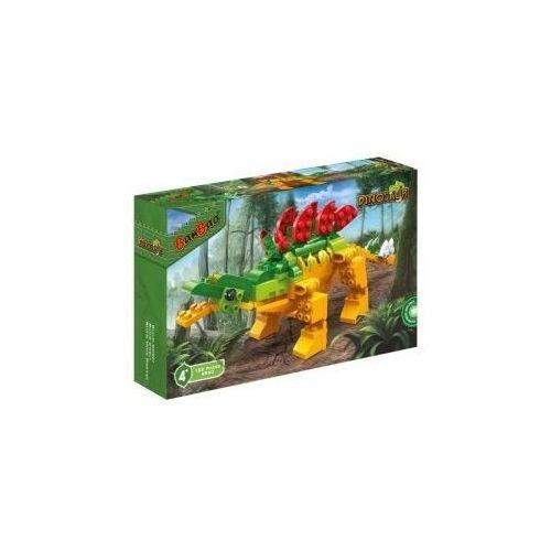 BanBao, Dinozaury, klocki Stegozaur, 6860