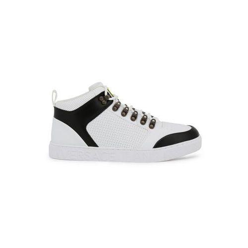Buty sportowe męskie jeans - yrbsd4_70110-85 marki Versace