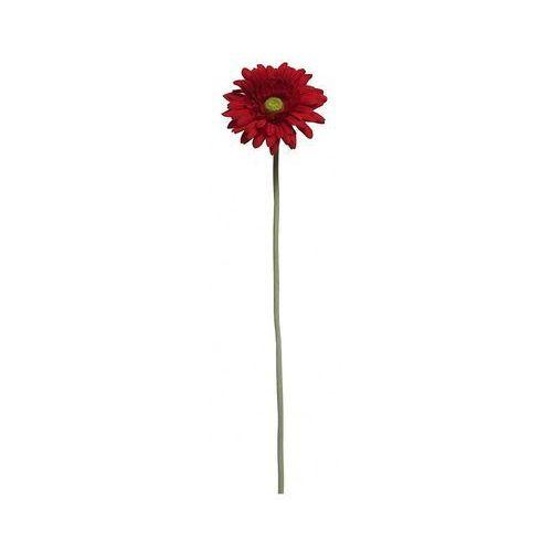 Gerbera sztuczna czerwona 60 cm (4019916058292)