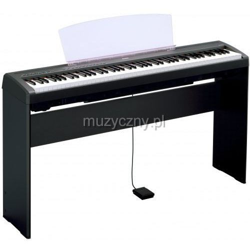 Yamaha L 85 statyw do pianina P35 / P45 / P85 / P95 / P105 / P115 (czarny)
