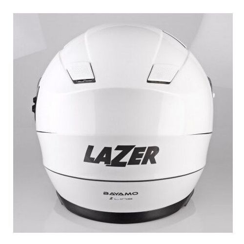 Kask bayamo z-line biały marki Lazer