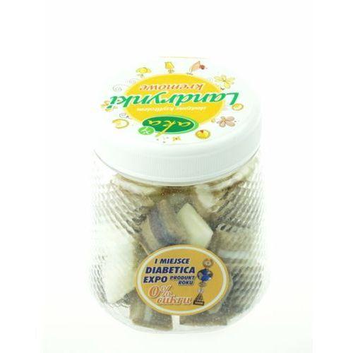 Landrynki kremowe bez cukru 160g