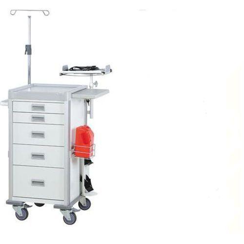 Wózek wielofunkcyjny wąski nc 3405 marki Chrobok