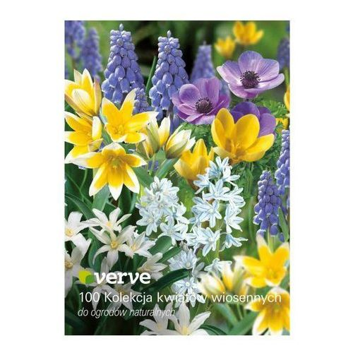 Verve Cebule mix wiosenny naturalising 100 szt.