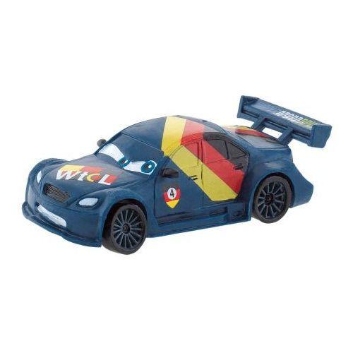 BULLYLAND 12784 Cars 2 -Max Schnell 7,2cm Disney - brak elementów ruchomych. z kategorii figurki dla dzieci