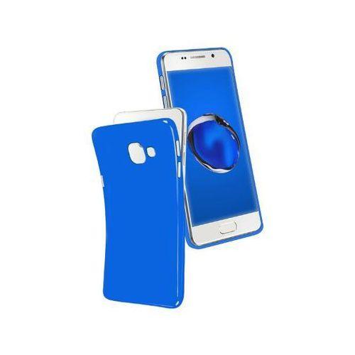 SBS Cool Cover TECOOLSAA317B Samsung Galaxy A3 2017 (niebieski) - produkt w magazynie - szybka wysyłka!, kolor niebieski