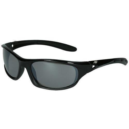 Sportowe okulary przeciwsłoneczne h4l18-oku004 czarny marki 4f