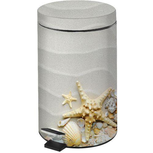 Kosz na śmieci shells multi 3l marki Bisk