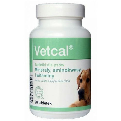 vetcal preparat witaminowo-mineralny z wapniem muszli ostryg 90tabl., marki Dolfos