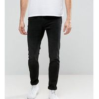 Cheap Monday TALL Tight Skinny Jeans In Black Haze - Black, jeans