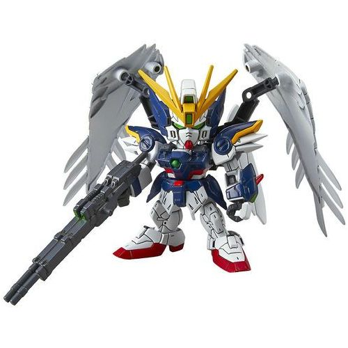 Figurka BANDAI SD EX-STD 004 Wing Gundam Zero (4549660027546)