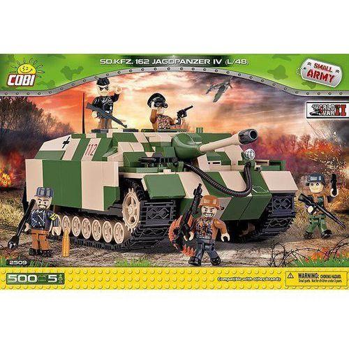 Cobi klocki Small Army 500 elementów Jagdpanzer