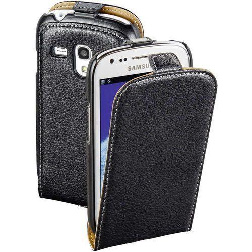 Pokrowiec na telefon Hama Smart Case 177530, Pasuje do modelu telefonu: Samsung Galaxy S3 Mini, czarny