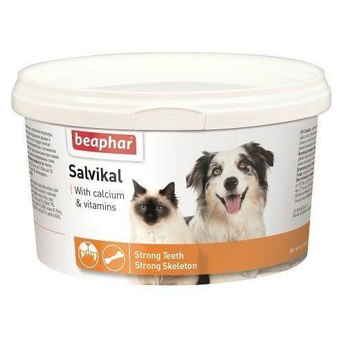 SALVIKAL 250g - preparat mineralno-witaminowy z dodatkiem drożdzy dla psa i kot