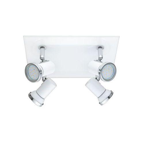 Eglo 31264 - LED oprawa łazienkowa TAMARA 1 4xGU10-LED/2,5W/230V