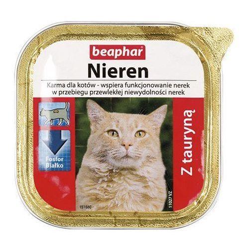 Beaphar Nieren diet taurin 100g karma dla kotów z niewydolnością nerek z dodatkiem tauryny