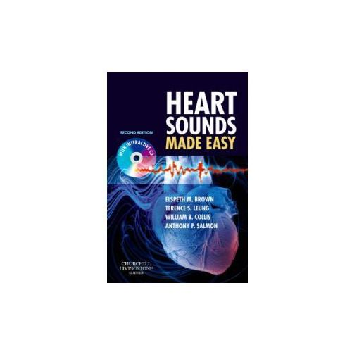 Heart Sounds Made Easy (9780443069079)