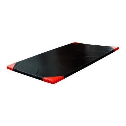 Marbo sport Materac gimnastyczny z rzepami (możliwość łączenia) 200x120x5 cm mc-m006 (5901720121257)