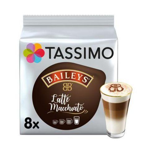 Kapsuły TASSIMO Jacobs Latte Macchiato Baileys