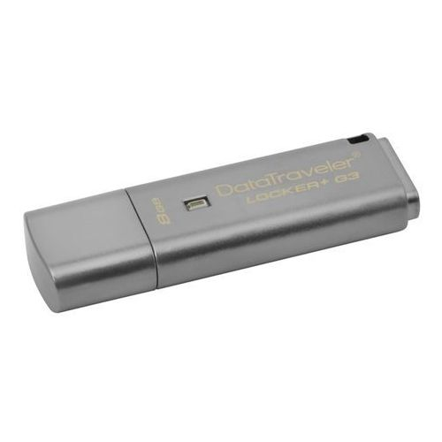 Kingston DataTraveler Locker+ G3 8GB USB 3.0