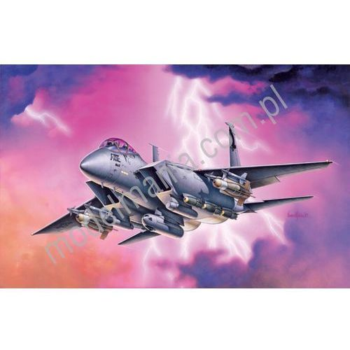 Italeri  f-15 e strike ea gle