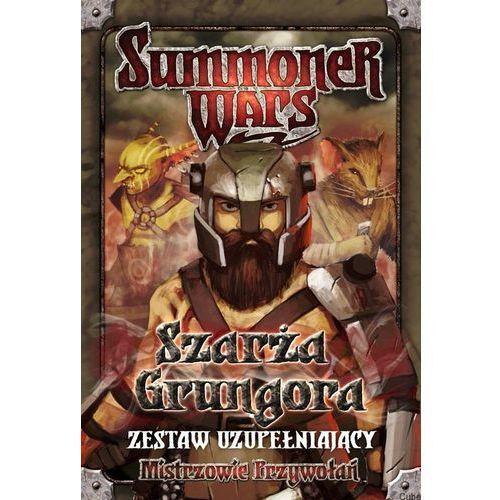 OKAZJA - Summoner Wars: Szarża Grungora - Zestaw Uzupełniający