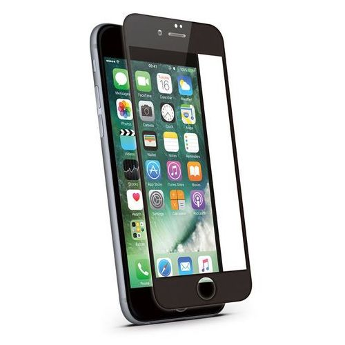 Szkło ochronne JCPAL Preserver ramka 0,26 mm Apple iPhone 7 Plus Czarny (6954661848843)