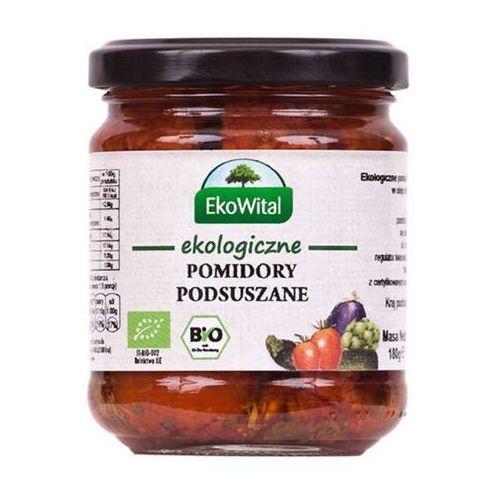 Pomidory podsuszane w oleju BIO 180 g - Ekowital, 1747