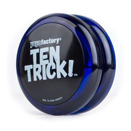 YoYoFactory, jojo Ten Trick niebieskie -