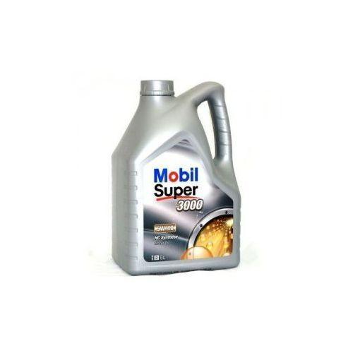 Mobil Olej super 3000 x1 5w-40 5w40 5l wrocław...