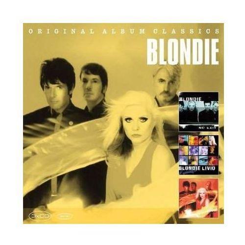 Sony music entertainment Blondie - original album classics (0886979481923)