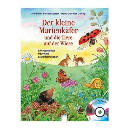 Der kleine Marienkäfer und die Tiere auf der Wiese, m. Audio-CDs (9783401095493)