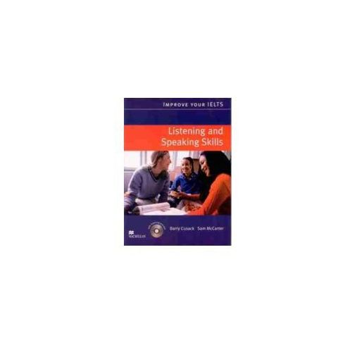 Improve Your IELTS Skills. Listening And Speaking + CD (120 str.)