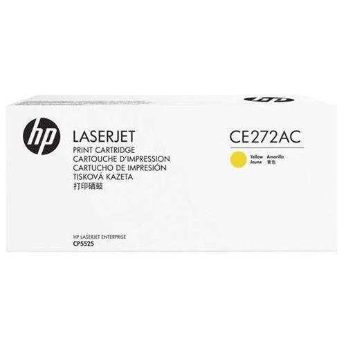 HP toner Yellow nr 650A, CE272AC (opakowanie korporacyjne)