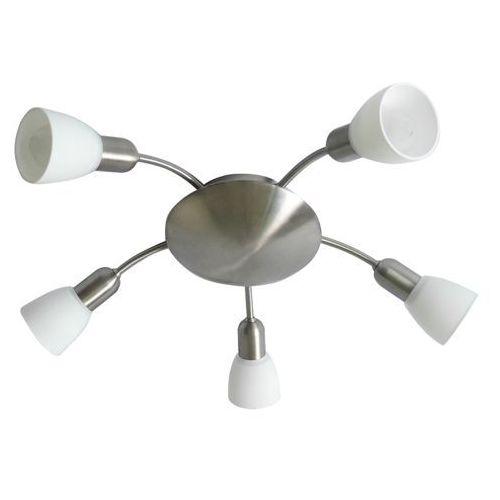 Plafon lampa sufitowa Rabalux Soma 5x40W E14 satyna 6305, 6305