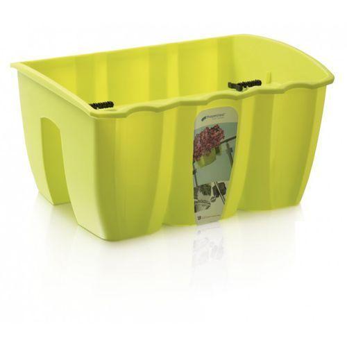 Skrzynka crown dcro400 limonkowy + zamów z dostawą w poniedziałek! marki Prosperplast