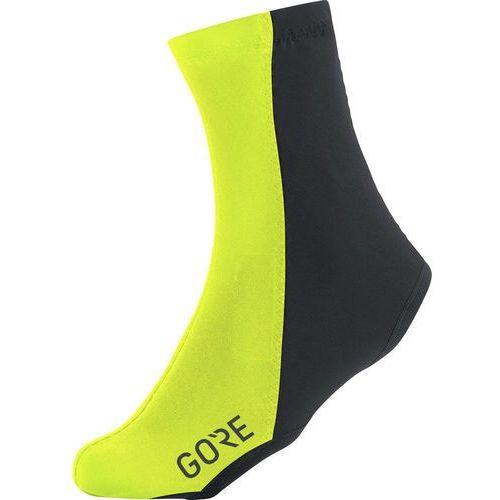 c3 partial osłona na but żółty/czarny 36-38 2018 ochraniacze na buty i getry marki Gore wear