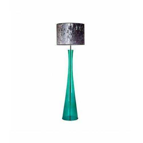 4concepts 4 concepts siena green l235312310 lampa stojąca podłogowa 1x60w e27 chrom