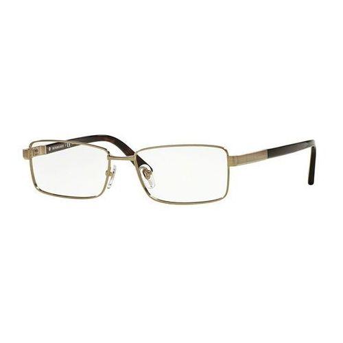 Burberry Okulary korekcyjne be1293td asian fit 1108