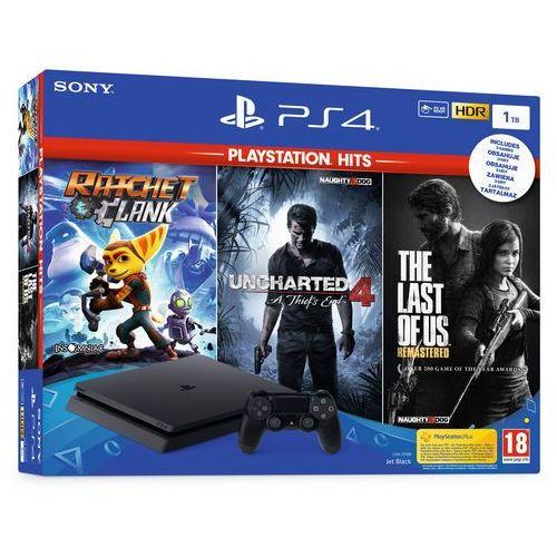 Konsola Sony PlayStation 4 Slim 1TB - OKAZJE