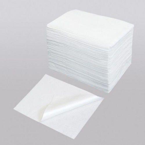 Ręczniki fryzjerskie jednorazowe celulozowe EXTRA 70x40 - (100szt), 34158