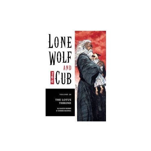 Lone Wolf And Cub Volume 28: The Lotus Throne (9781569716007)