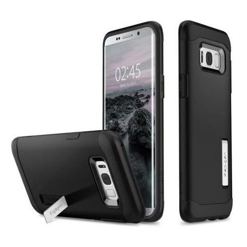 Spigen Slim Armor 571CS21122 Samsung Galaxy S8+ (czarny), 571CS21122