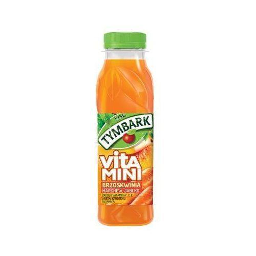 Sok Vitamini Brzoskwinia Marchew Jabłko 0,3 l Tymbark