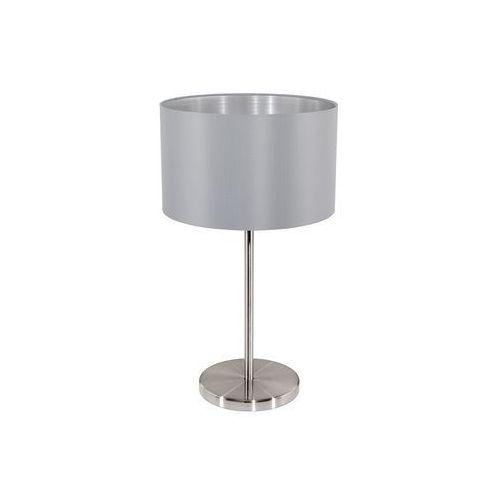Eglo  31628 - lampa stołowa maserlo 1xe27/60w/230v (9002759316280)