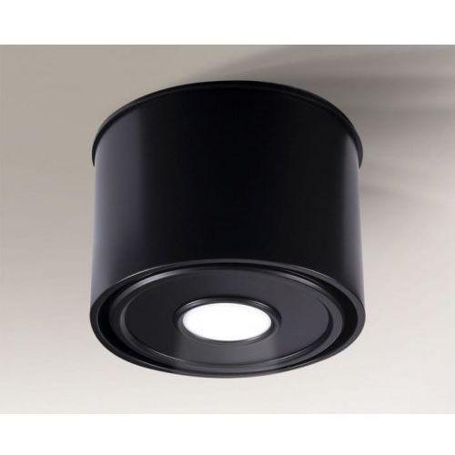 Miki il tuba 1231/led/cz 10/14cm czarny marki Shilo