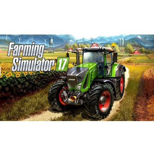 OKAZJA - Farming Simulator 2017 (PS4)