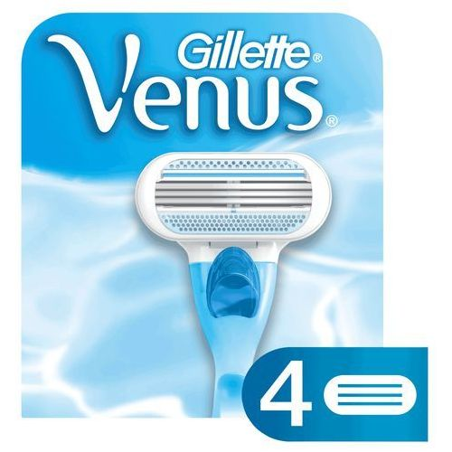 Gillette Wkłady do maszynki venus 4 sztuki - 3014260262709