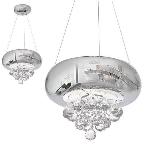 Lux bianco lampa wisząca led 18w marki Milagro
