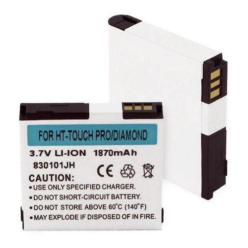 Akumulator htc touch pro xda diamond pro 1870mah marki Powersmart